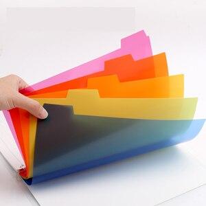 Image 4 - Kokuyo Notebook Pastel Cookie Stijl Persoonlijk Dagboek Planner Ringband Note Losbladige Memo Pad Dagelijkse Planner A4 A5 b5