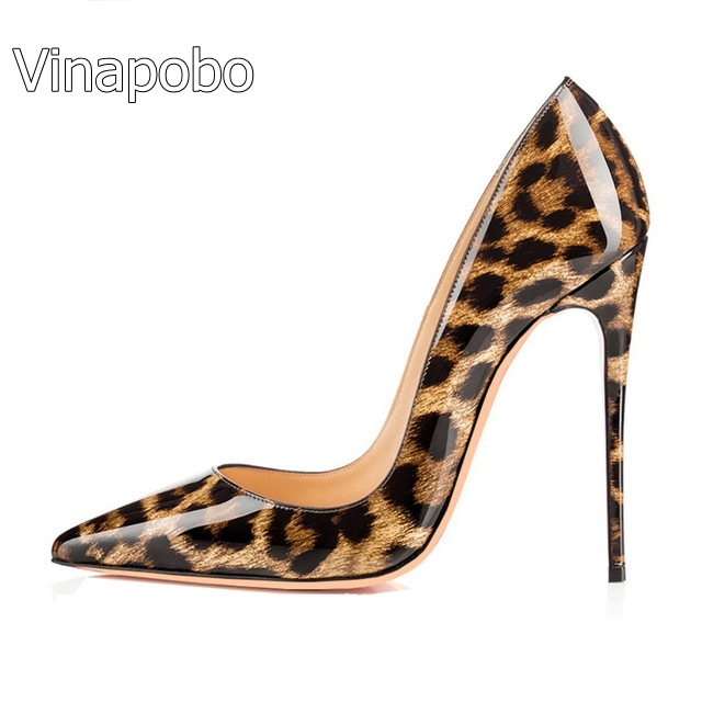 2019 Autumn High Quality Sexy Women Pumps 8cm or 10cm or 12cm High Heels Wedding Party