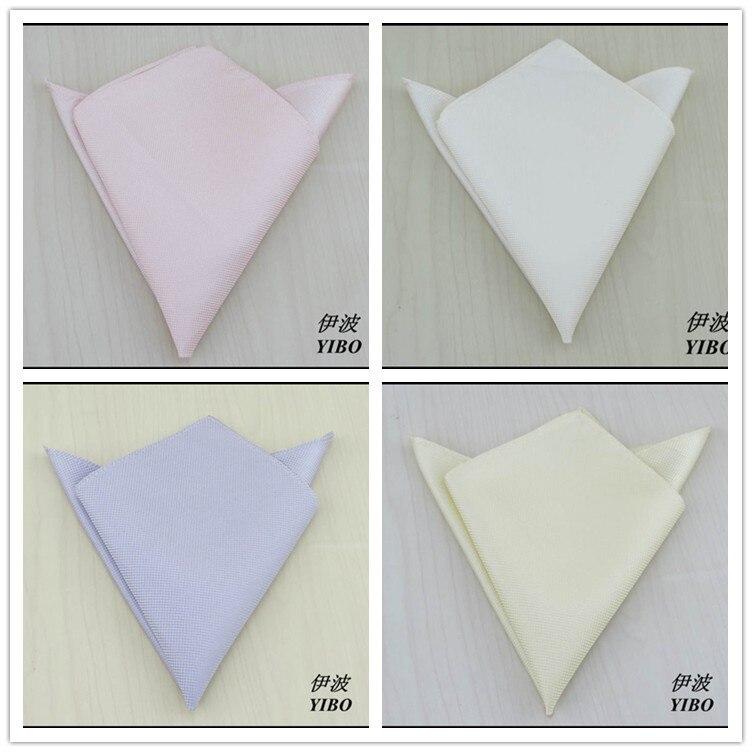 (1 Pcs/lot) 100% Silk Men's Pocket Cloth/A Few Fine Grid Pure Color Design/Gentleman Necessary Handkerchief,free Shipping