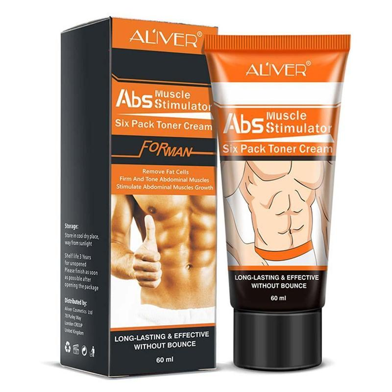 Powerful Body Slimming Cream Hormones Men Muscle Strong Anti Cellulite Burning Cream Slimming Gel For Abdominals Muscle