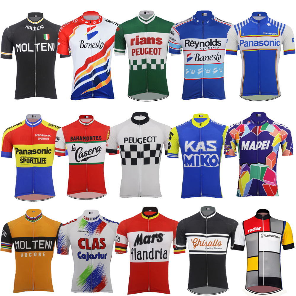Men Short sleeve Cycling jersey ropa ciclismo team Cycling clothing Outdoor sports bike wear jersey MTB customized 15 style pro team cycling jersey cycling clothing ropa ciclismo short sleeve polyester bike jerseys and silica gel pants for mtb gt21