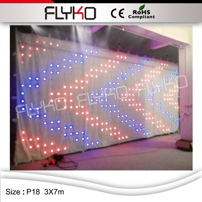 LED video curtain3