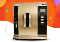 Fully automatic espresso machine bean powder used commercial use Espresso Coffee Maker