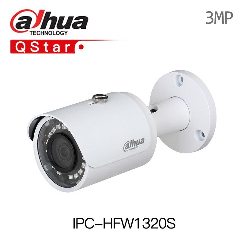 Dahua 3MP Bullet IP Camera ipc-HFW1320S replace IPC-HFW4300S original english mini outdoor camera 1080p HFW1320S onvif POE IP67