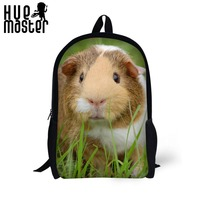 3D Animal Zoo Printing Cool College Students Book Bag School Bookbag Casual Men S Backpack Women