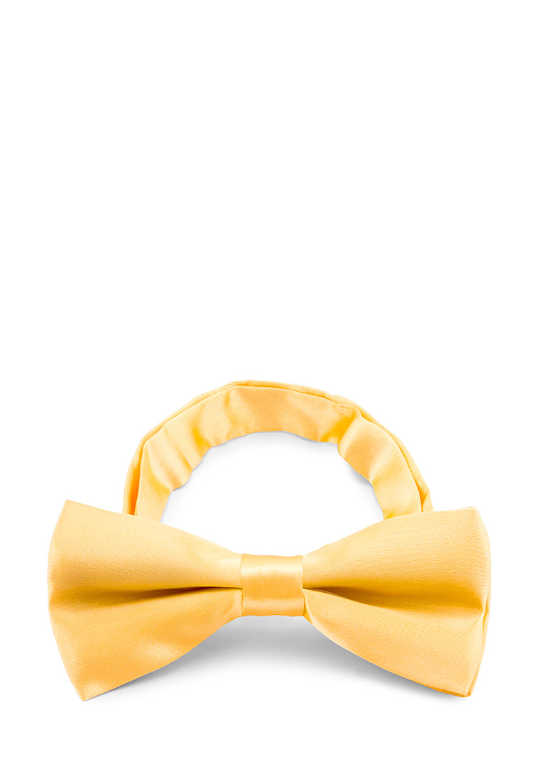 [Available from 10.11] Bow tie male CASINO Casino poly yellow rea 6 95 Yellow