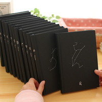 Original 12 Constellations Personal Diary Planner Hardcover Notebook Office Weekly Schedule Sstationery Libretas Diary 2017
