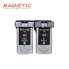2X PG40 CL41 совместимый картридж PG 40 CL 41 для Canon PIXMA iP1600 iP1200 iP1900 MX300 MX310 MP160 MP140 MP150 принтеры
