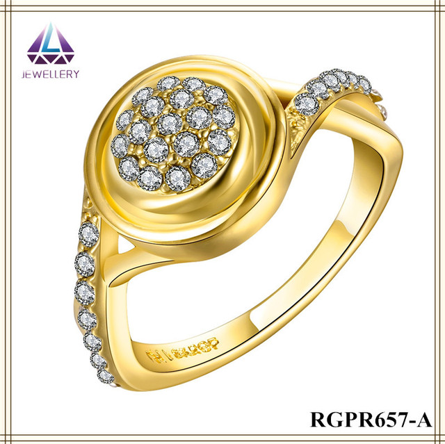 Fashion Different Designs Saudi Arabic Gold And Rose Gold Plated