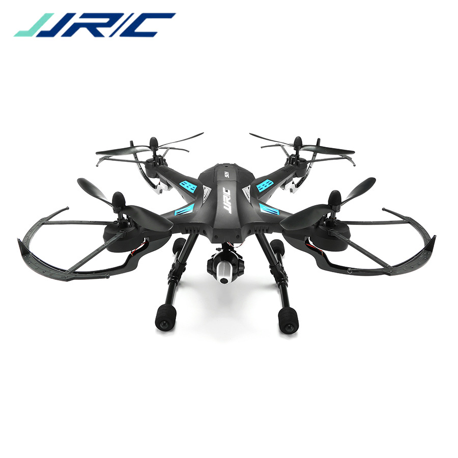 JJRC H26WH Drone With Camera WIFI FPV RC Quadcopter Headless Mode One Key Return Altitude Hold Mode RTF with Led Light Toy Gift  high quqlity jjrc v686 5 8g fpv headless mode rc quadcopter with hd camera monitor gift for children toys wholesale