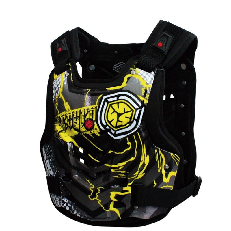 Scoyco AM06 armure de moto protection de la poitrine et du dos de Motocross gilet de protection de course accessoires de protection du corps gear MX