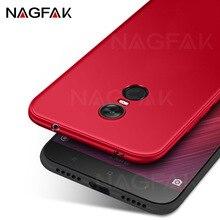 מקרה טלפון סיליקון עבור Xiaomi Redmi NAGFAK 4 הערה 4X גרסה הגלובלית Note4 מקרה שקיות טלפון כיסוי מגן רך מט קאפה