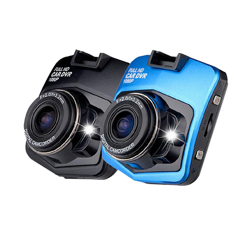 Mini cámara del coche DVR GT300 Full HD 1920*1080 p Digital Video registrator Recorder Night Vision Dash cam