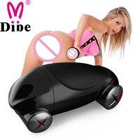 Super Comfort Male Masturbator Pussy Vagina Cup Vibrator Men Sex Toys For Man Masturbating