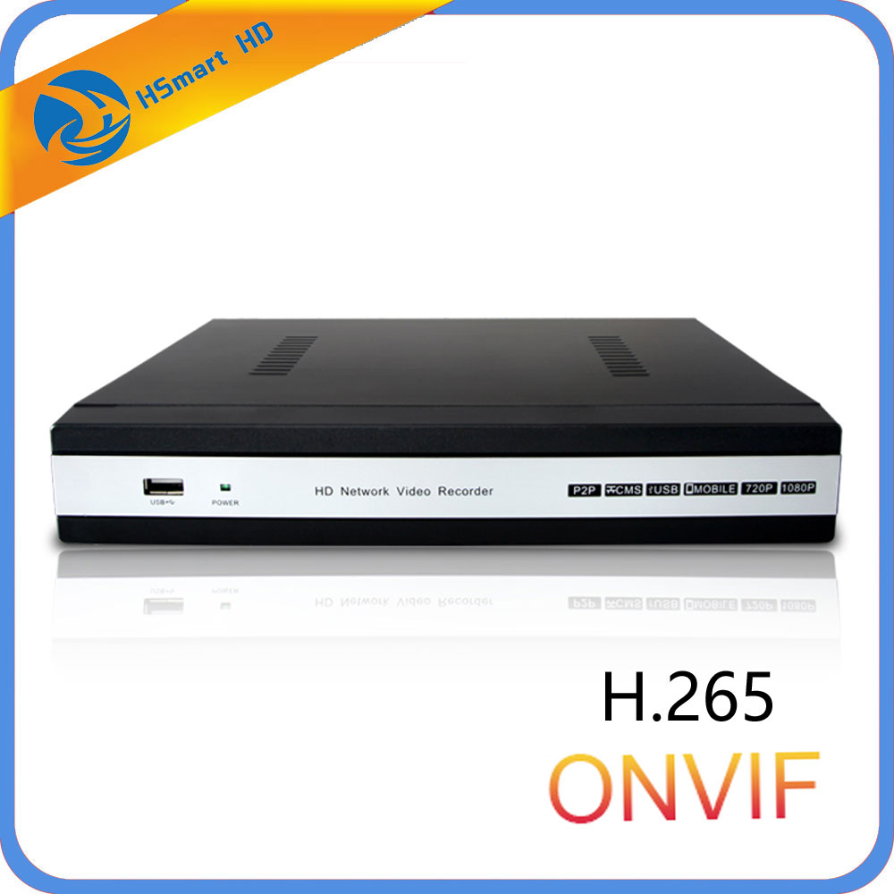 H.265 4CH 5MP 8CH 4MP IP CCTV NVR H.264 for 3MP/2MP ONVIF P2P IP Camera 4K Display Network Video Recorder For HD ZOOM PTZ CAMERA h 265 h 264 2mp 4mp 5mp full hd 1080p bullet outdoor poe network ip camera cctv video camara security ipcam onvif rtsp