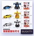 In-stock Hot Sale Genuine Remote Control Car Climbing Car Bugatti Veyron One Key Deform Cool Toys Free Shipping