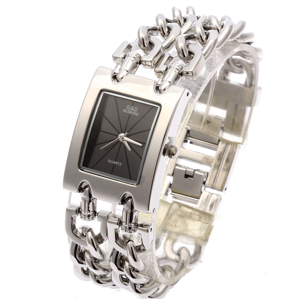 2017 G & D Topmerk Luxe Vrouwen Horloges Quartz Horloge Dames Armband - Dameshorloges - Foto 6