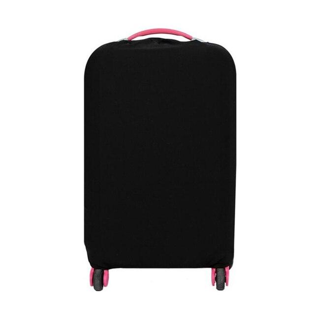 Nova Capa Protetora Para 18 para 30 Polegada mala de viagem Do Trole Da Bagagem Sacos Caso Anti-Scratch Elastic Poeira Acessórios de Viagem suprimentos