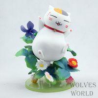 13 cm Natsume Yuujinchou Nyanko Sensei In Natura per il Divertimento Posa figure Da Collezione per la ragazza