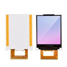 1,77 дюймов tft lcd экран 1,8 дюймов TFT lcd экран 1,8 дюймов дисплей 8 бит параллельный порт 20PIN ST7735S