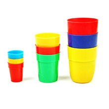 Magic Cups En Ballen Professionele Goochelaar Truc Close Up Magic Illusie Mentalisme Truco De Magie Kids Speelgoed(China)
