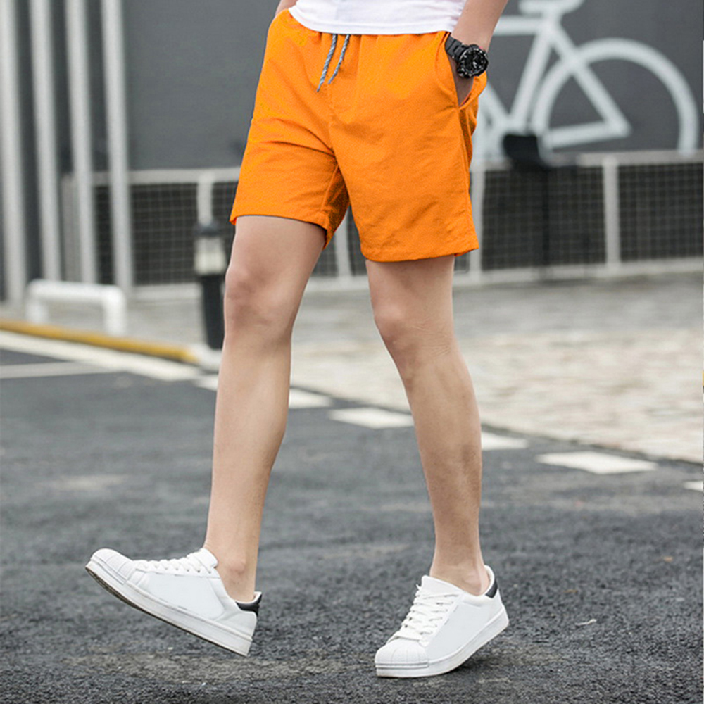 25185873d 2019 pantalones cortos para hombre de talla grande sólido de secado rápido  para correr Jogging Torridity Moda hombre Bodybuilding entrenamiento  gimnasio ...
