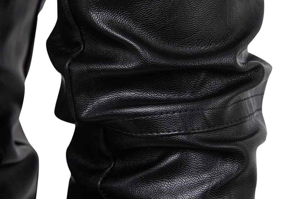 Индийское сари-платья для шоппинга, из 2017 хлопка, Европа и осень-зима, хит продаж, Новая высококачественная Мужская мотоциклетная куртка из кожи