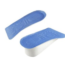 Hot 1 pair Shoes Height Increase Sorties Insoles Pads Heel Lifts