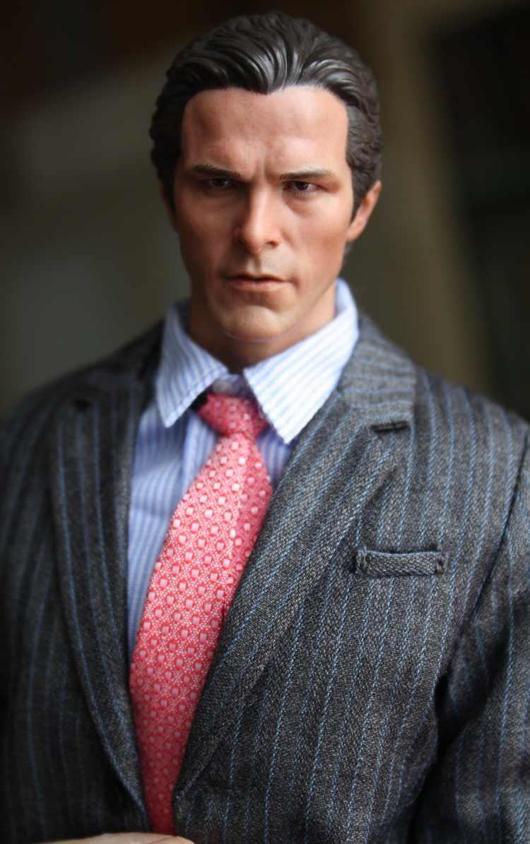 1:6 scale male Figure accessories Batman Bruce Wayne