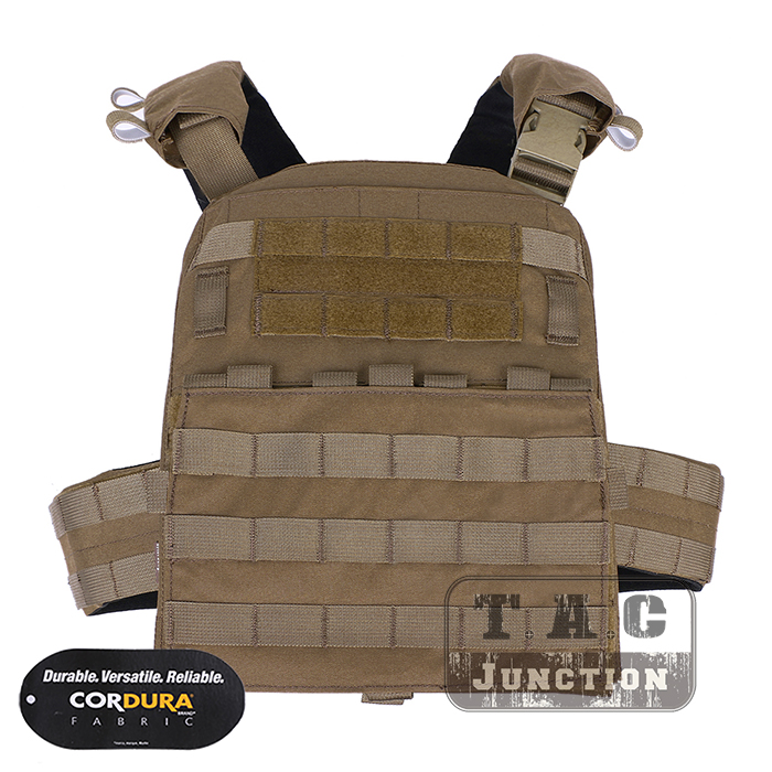 Emerson Tactical Adaptive Vest AVS Plate Carrier EmersonGear Body Armor AVS Harness + Plate Pouch Set + Front MOLLE Flap yoga sprout комплект
