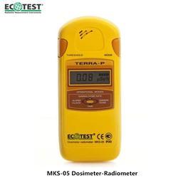 Украина персональный детектор излучения MKS-05P портативный бета гамма и рентгеновский Гейгер счетчик дозиметр радиации