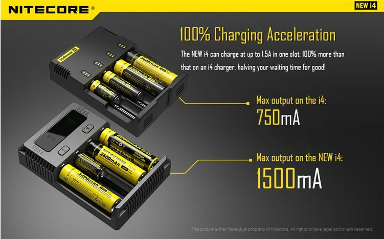 new I4 charger 6