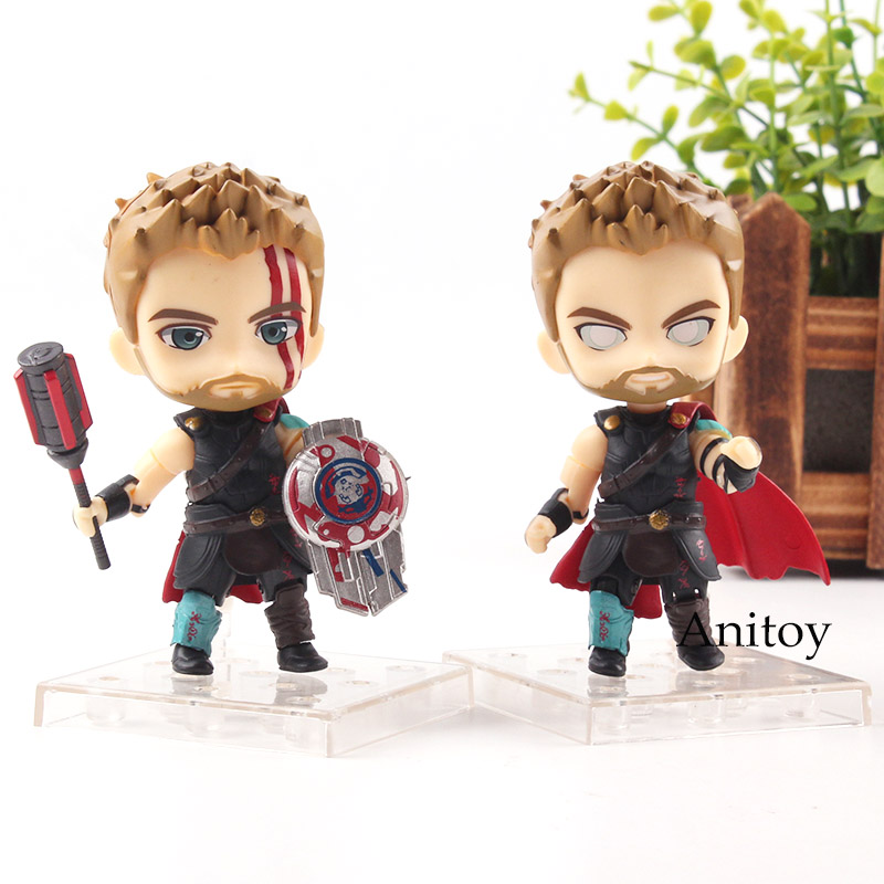 "Ragnarok Edition NO.866 Loki Action Figure 4/"" Toy Doll New in Box"