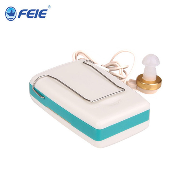 Feie Supplier Pocket Model Hearing Aide Deaf Ear Amplifier for the Old S-6B