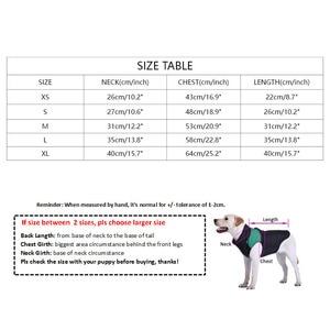 Image 5 - Casaco de cachorro para cães pequenos casaco de monograma vermelho para bulldog francês traje pug casaco pc1042
