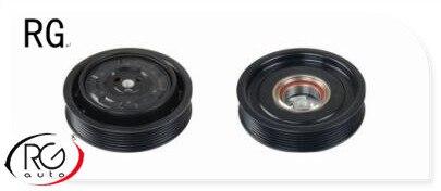 Auto AC Compressor Clutch for Benz Outside dia 125 120 High 37 6pk 35BD5212 compressor clutch