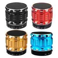Portable Mini Bluetooth Speakers Wireless Smart Hands Free Speaker Support SD Card For IPhone