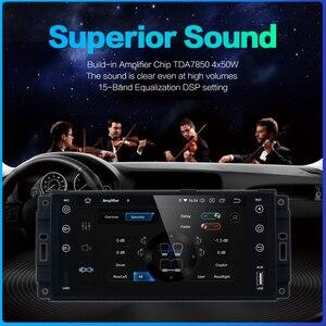 "Image 5 - Dasaita 7"" Android 9.0 Car GPS Stereo Radio for Jeep Wrangler Chrysler Dodge Commander Compass Patriot Grand Cherokee Liberty"