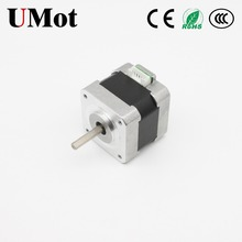 цена на Nema 17 Stepper Motor 42mm Nema17 Hybrid Stepper Motor 2PH 4-lead 1.68A 380m.Nm for 3D Printer CNC XYZ Motor
