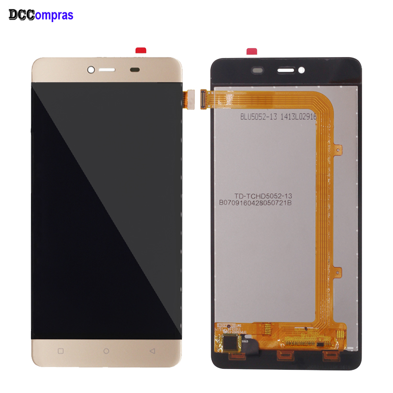 For BLU Energy x2 E050U LCD Display Touch Panel Digitizer Mobile Phone Parts For BLU Energy x2 Screen LCD Display