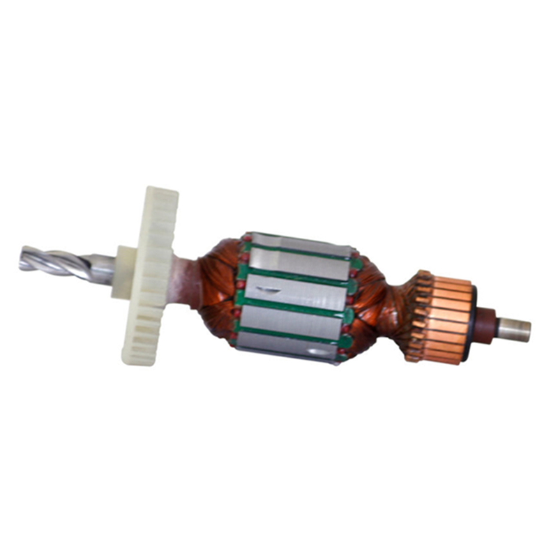 ARMATURE 220V 240V Rotor 360044E 360044F For Hitachi FD10VA|Power Tool Accessories|   - title=