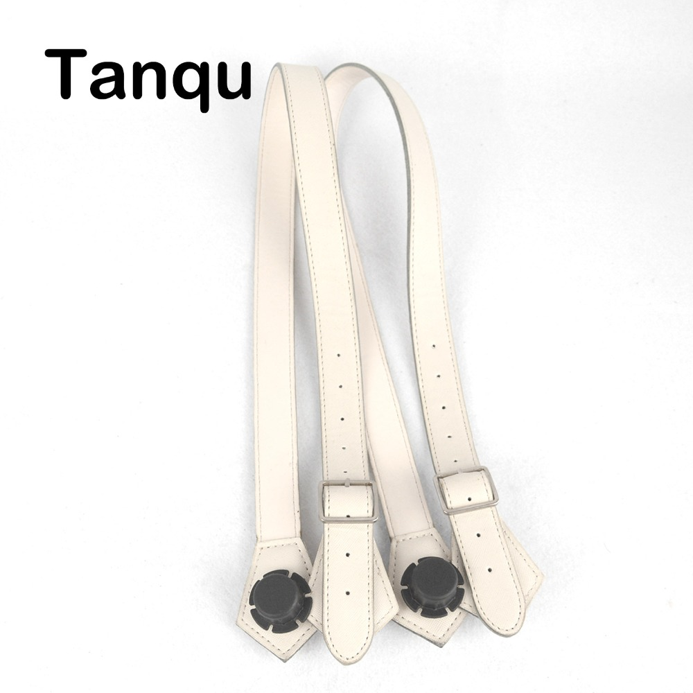 TANQU Diamond Shaped Variable Handle For Obag Long Adjustable Handles With Drop Buckle For O Bag For EVA Bag Body