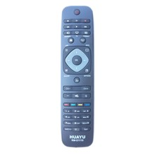RM-D1110 For Philips TV Remote Control Replace RC7847 SAA301