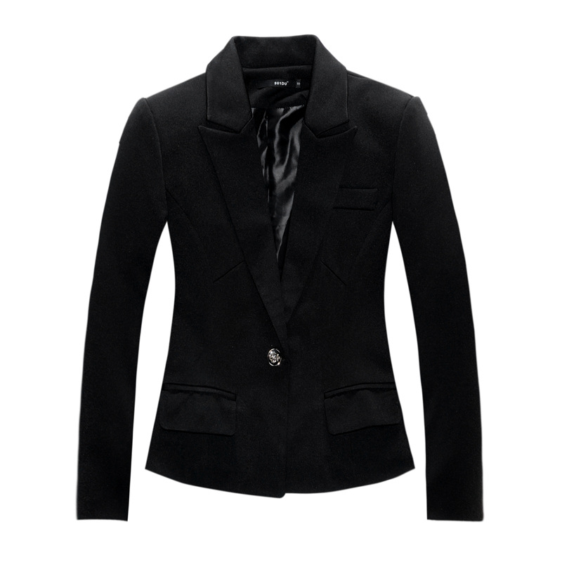 Aliexpress.com : Buy New Fashion Women Blazer Jacket Suit Casual ...