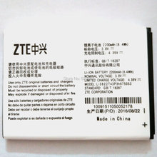 New original High Quality 3.8V 2200mAh Battery for zte blade q lux 3g 4g   phone in stock+ Track Code+ Free shipping