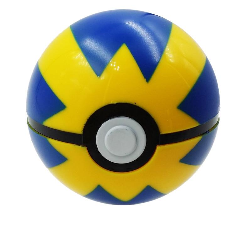 Poke ball with Pokemon 12