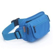 Multifunctional Canva Waist Pack For Men And Women Hiking Outdoor running Travel Sport Belt Bag Free Shipping