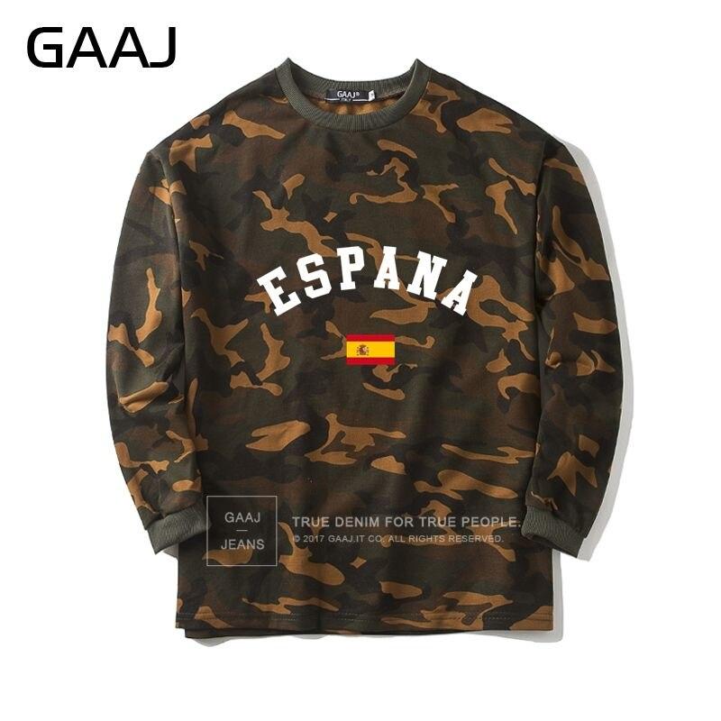 Detalle Comentarios Preguntas sobre Sudadera de camuflaje de bandera de España  para hombre 4609c874f4d