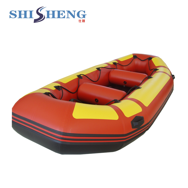 High Quality 4 Person PVC Water Inflatable Rafts/rafting boat стоимость