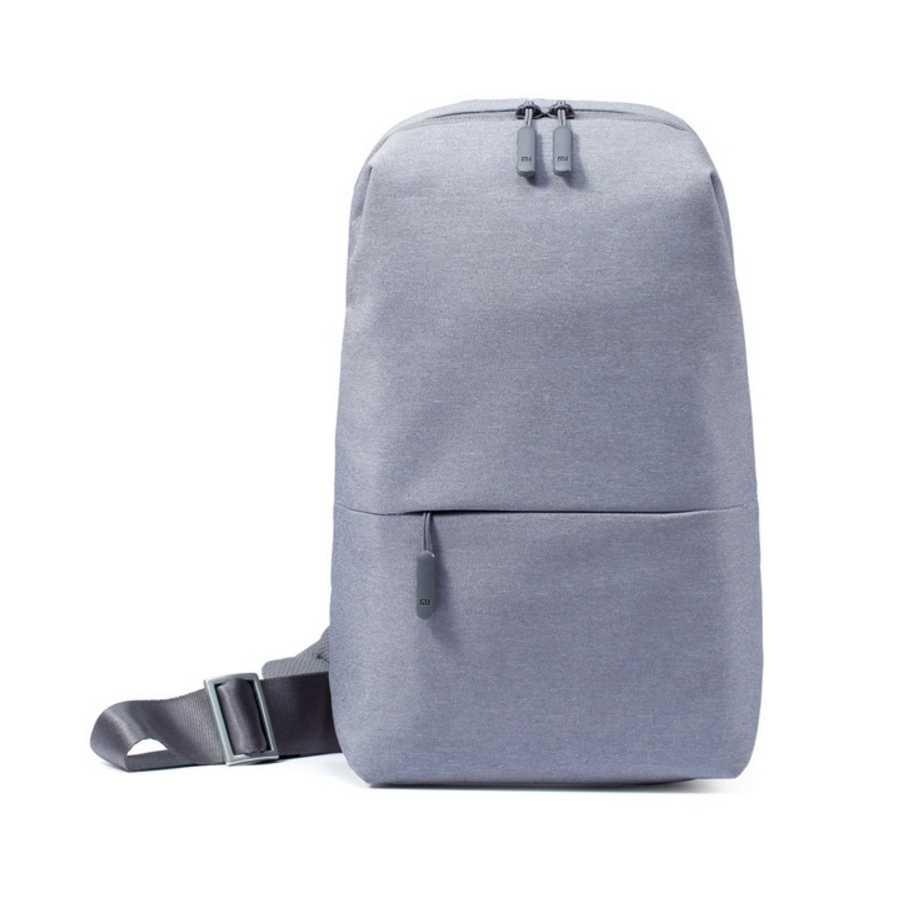 Оригинальный Xiaomi youpin Рюкзак Слинг Сумка для отдыха спортивная сумка на грудь для мужчин и женщин маленький размер 4L рюкзак управление Лидер продаж